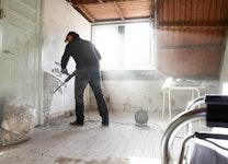 human person flooring wood Kosten bij een verbouwing