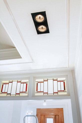 sierlijsten plafond diy