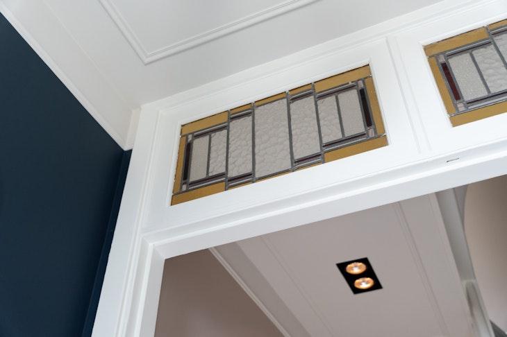 [] sierlijsten plafond inbouwpots diy
