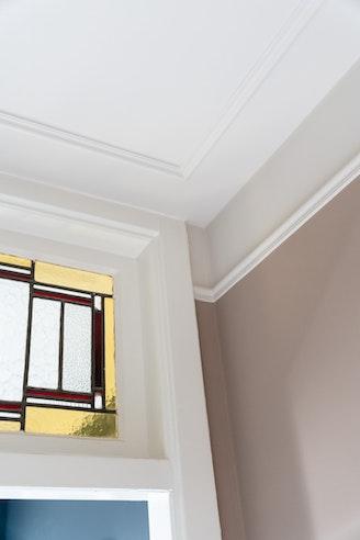 [] sierlijsten plafond diy