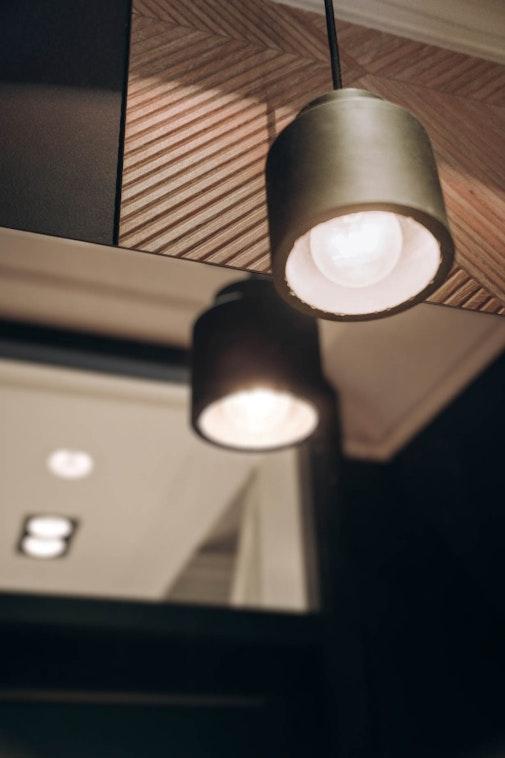 toilet design interieur lamp
